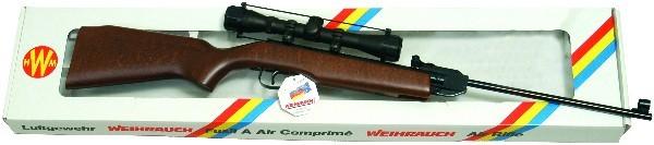 Weihrauch Junior Spring Rifle Starter Kit HW25