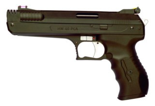 Weihrauch HW 40 PCA Air Pistol