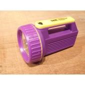 Clulite CLU10 Clu-Liter Classic Rechargeable Torch-Purple